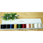 Polyester thread - basic color (200 yards)
